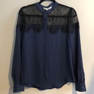 2️⃣ for $25: LC Button Down Blouse
